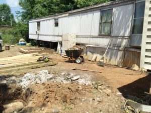 Allgood donates septic tank pumping for mission group