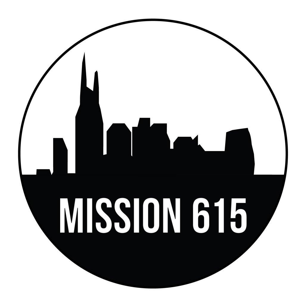 Mission 615 logo