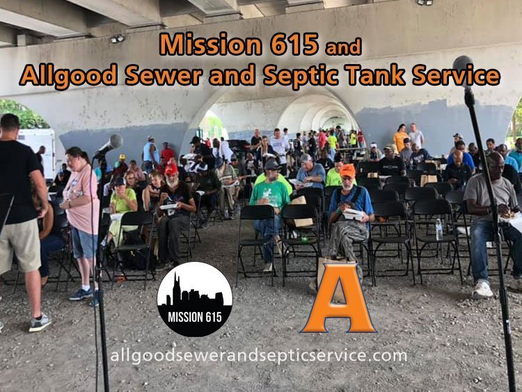 Allgood helping support Mission 615