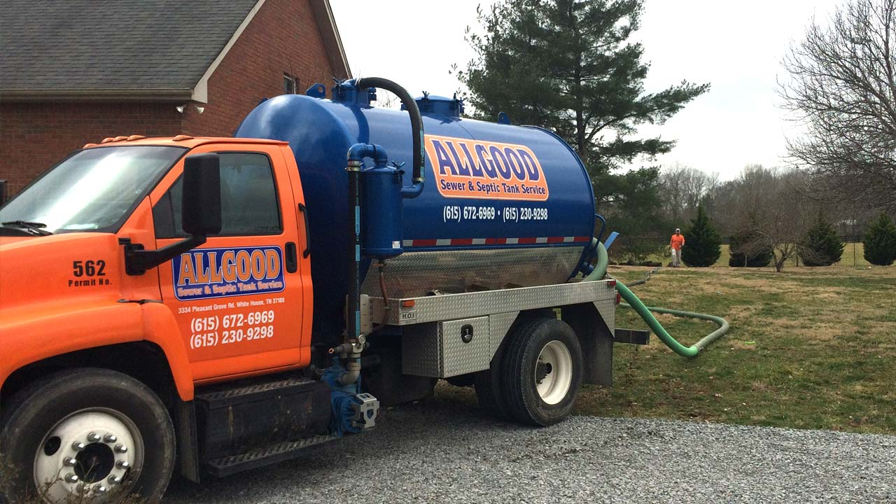 regular septic pumping maintenance