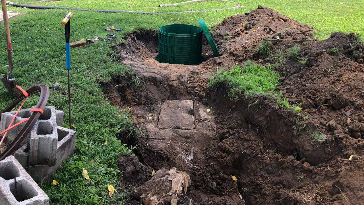 Septic tank pumping, repairs and more