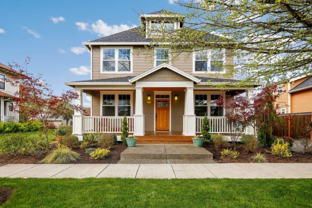Home needing septic inspection