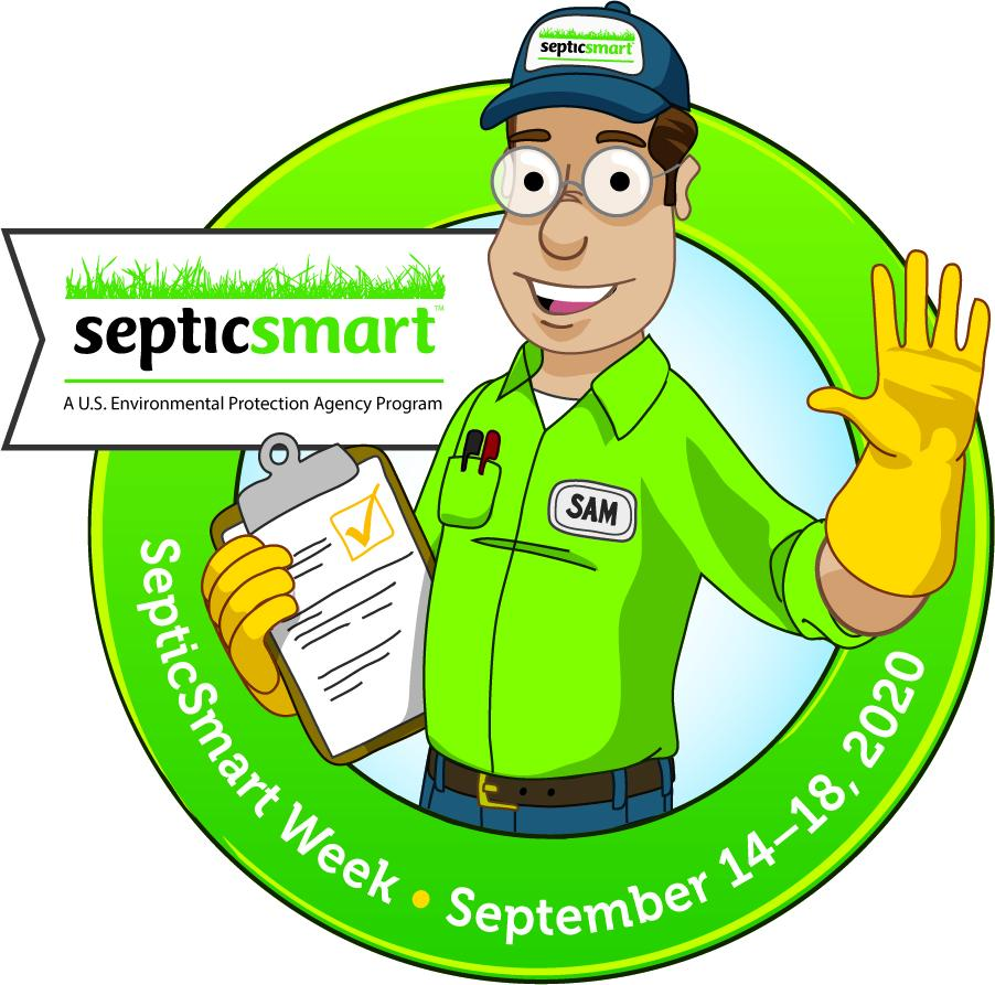 Allgood Sewer and Septic Tank Service proudly joins with the EPA during SepticSmart Week, 2020